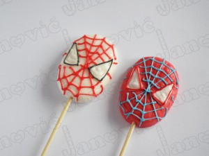 spajdermen, spiderman, lizalica,lollipop, candy, bombon, sombor, janovic