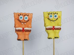 sundjerbob,spongebob, lizalica, lollipop, candy, bombon, sombor, janovic